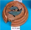 Soapstone Decorative Tea Coaster Set