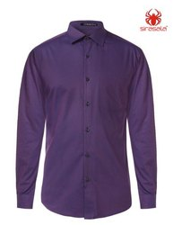 Male Cotton Mens Formal Shirts