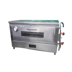 Single Deck Oven Electric Pizza Oven