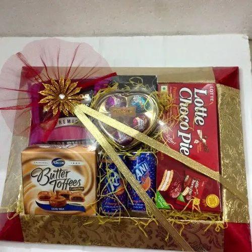 Wedding Gifts Baskets Hampers À¤— À¤« À¤Ÿ À¤¹ À¤ªà¤° Choco Parlour New Delhi Id 20614931473