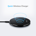 Ugreen 10W Qi Wireless Charger for iPhone 8/X Fast Wireless Charging for Samsung S8/S8 /S7 Edge