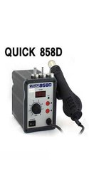 Quick 858D SMD Rework Station Automatic Hot Air Rework Station