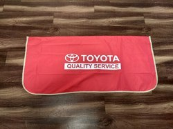 TOYOTA FENDER COVER
