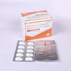 Pantoprazole 40 Mg  Domperidone 30 Mg Dsr