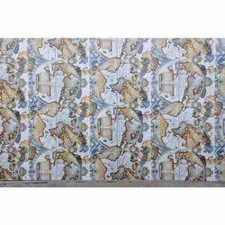 Blue Interior Design Aluminium Composite Panel