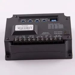 EG2000 Electronic Engine Speed Governor Controller Generator Controller Panel