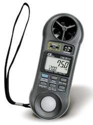 Lutron LM-8010 4 In 1 Anemometer
