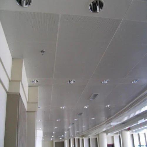 Suspended Ceiling Aluminium Panels