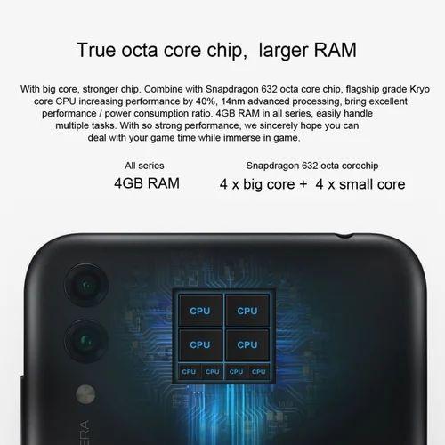 Huawei Honor 8C Smartphone