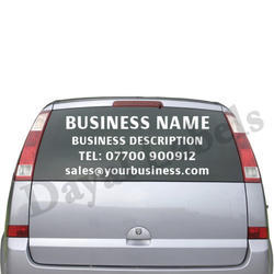 Business Decals
