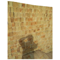 Rectangular High Density Fire Clay Brick, Size (Inches): 9x4.5x3 Inch