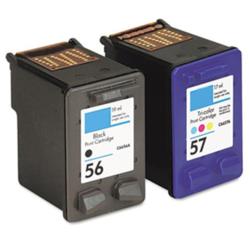 Hp 56 57 Combo Ink Cartridge
