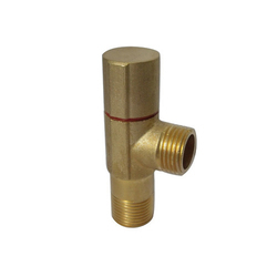 Brass Angle Valve For Freon