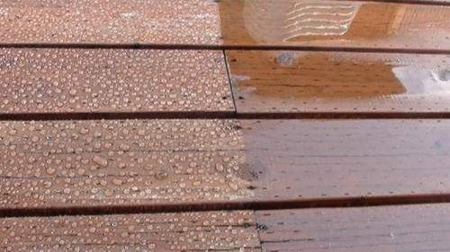 Nano Coating Water Repellent For Wood