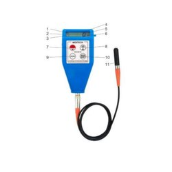 Mextech CM-801E Coating Thickness Meter