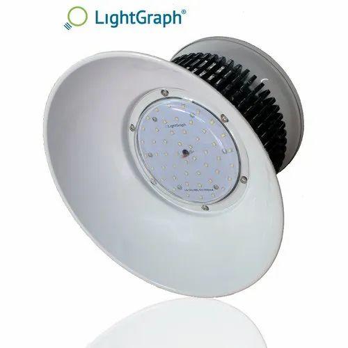 Led High Bay Light 50 Watt Dome Model