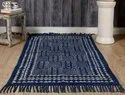 Hand Block Print Carpet Indian Handloom Area Rug