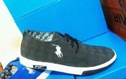 Black Color Shoes For Men