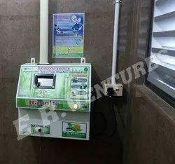 E.R. Ventures Sanitary Napkin Incinerator
