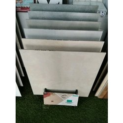 White Somany Marble Floor Tile, Thickness: 5-10 mm