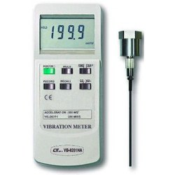 Lutron VB-8201HA Digital Vibration Meter
