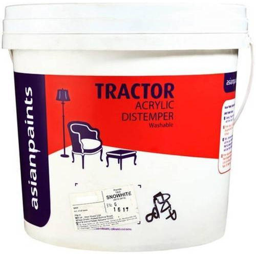 Asian paints tractor distemper