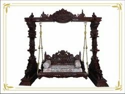 Teak Wood Jhula for Home