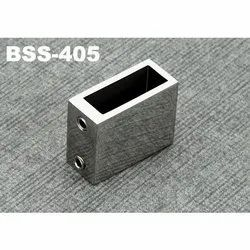 BSS-405 Wall To Track Glass Connector