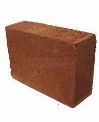 Hand made Rectangular Red Bricks 6 Inch, Size: 9x6x3