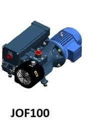 Oil Flooded Rotary Vane Vacuum Pump - JOF 100