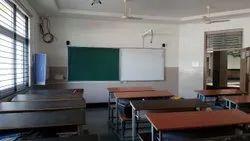 Classroom Green Board