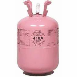 Fluoro R410 A Refrigerant Gas