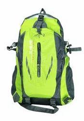 Fluorescent Green Tourist Bag