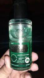 Small bottle sanitizer