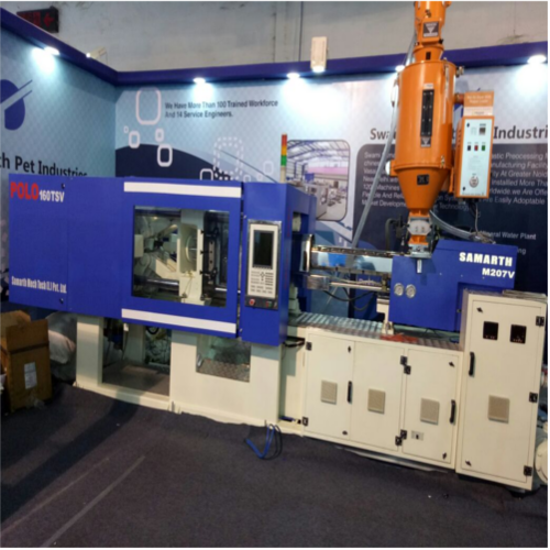 200 Ton Injection Moulding Machine