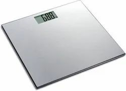 Weighing Scale with Metallic Finish