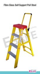 Fiberglass Self Support Pull Stool