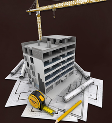 1 BHK Flats Construction Service