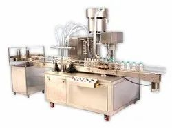 Stainless Steel Electric Bottle Filling Machine