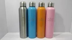 Stainless Steel Round Pro Water Bottle, for Drinking Water, Capacity: 650 Ml