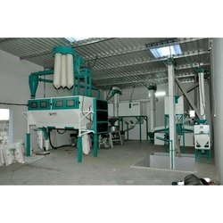 Commercial Atta Chakki Plant
