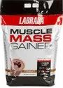 Labrada Nutrition Weight Gainer Labrada Muscle Mass Gainer 12lbs, Age Group: Over 18years, Powder