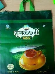 Canvas Printed Tea Packaging Bag, Capacity: 15 Kg