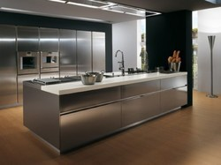 Stainless Steel Modular Kitchen Services