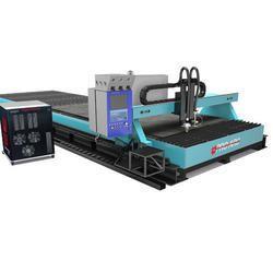 SS CNC Plasma Cutting Machine