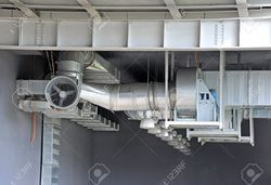 Automatic CE Air Ventilation System