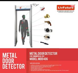 Metal Door Detector