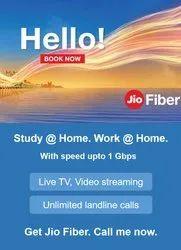 JIO INTERNET, in Mumbai, 100 Mbps