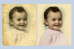 Not Printing Online Old Photo Retouching, Dimension / Size: 8