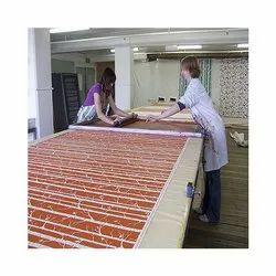 Silk Fabric Printing Service, in Pan India